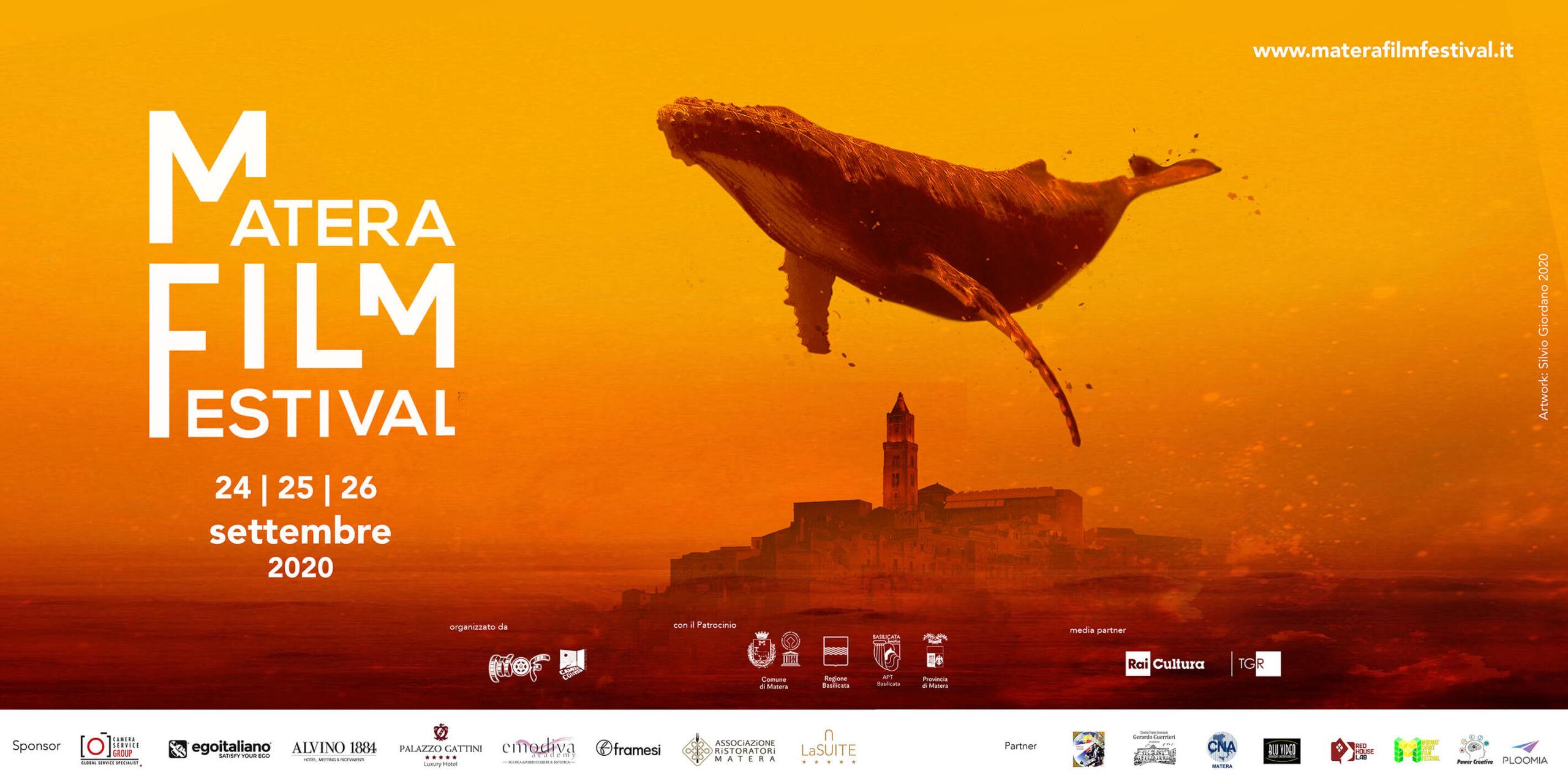 Siamo Main Sponsor del Matera Film Festival