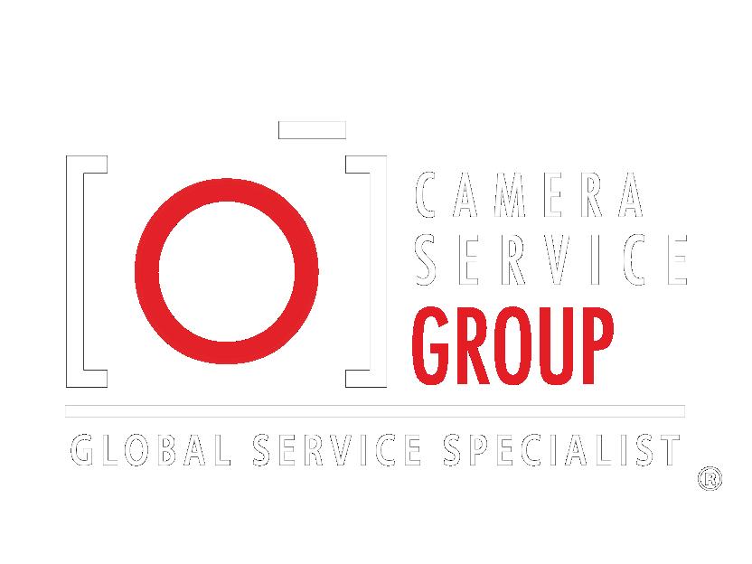 logo camera service group - rental camere professionali lenti ottiche macchine da presa lighting - milano roma napoli puglia basilicata