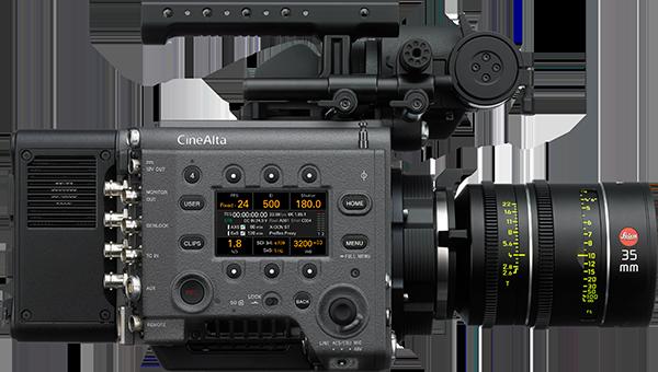 noleggio Sony Venice macchina da presa Milano, Roma, Italia Camera Service Group