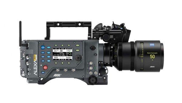 noleggio mdp arri alexa sxt plus milano roma camera service group