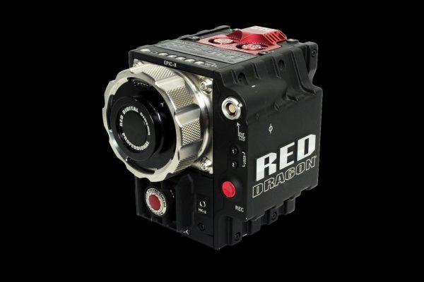 noleggio red epic dragon 6k camera professionale