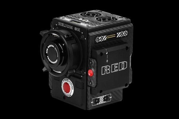noleggio red weapon helium 8k camera service group