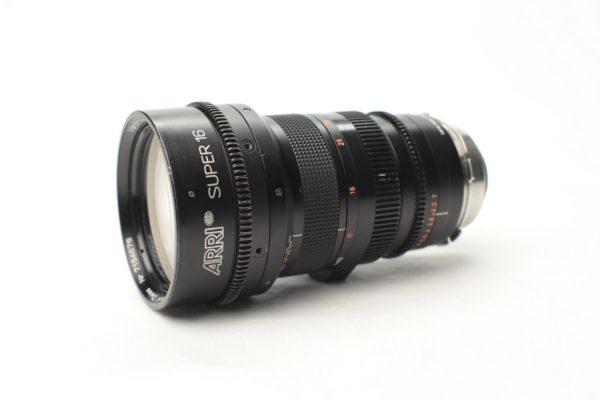 noleggio Zoom zeiss 11-110mm cine lenses