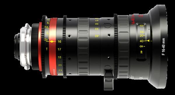 noleggio angenieux optimo lightweight 16-40 zoom camera service group