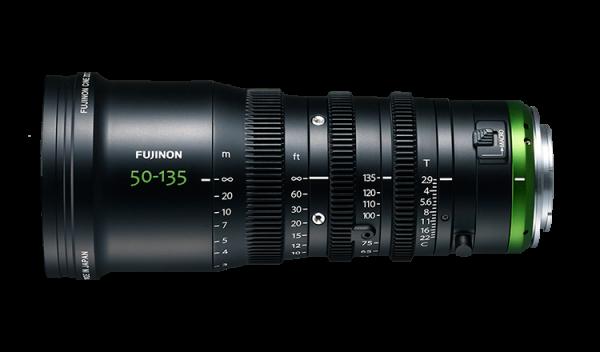 noleggio fujinon 50 135 zoom cine lenses camera service group