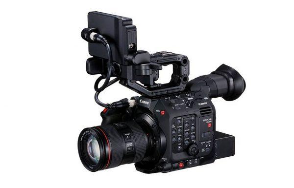 noleggio mdp Canon C300 MK III