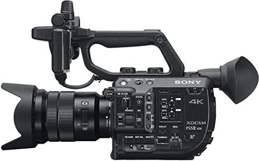 noleggio mdp sony PXW-FS5 camera service group