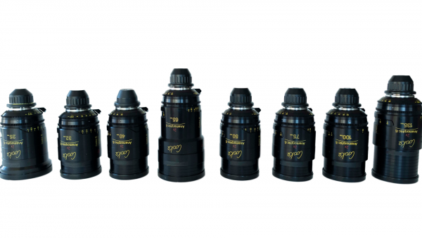 rental cine Anamorphic Prime Lenses Cooke camera service group