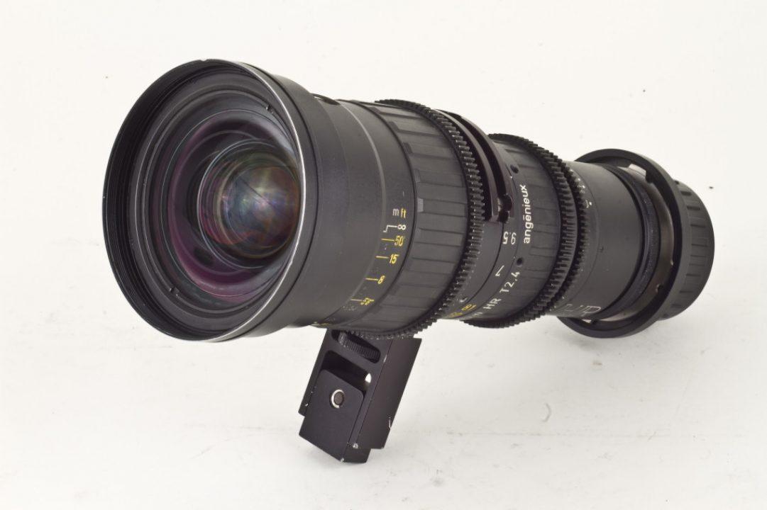 Angenieux 7-81mm a noleggio lenti cinematografiche zoom Camera Service Group
