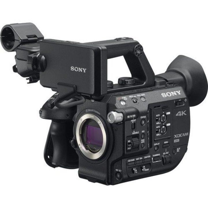 noleggio camera professionale sony PXW-FS5 milano roma puglia italia