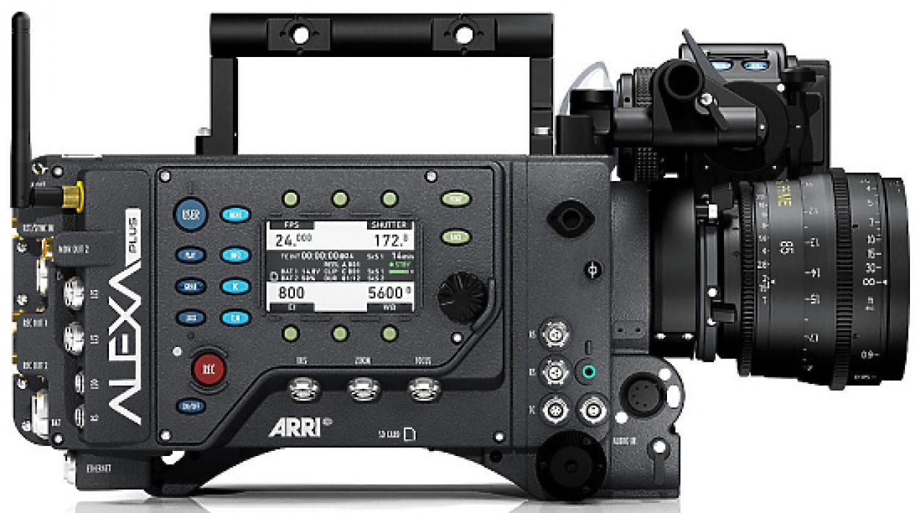 noleggio mdp arri alexa plus camera service group