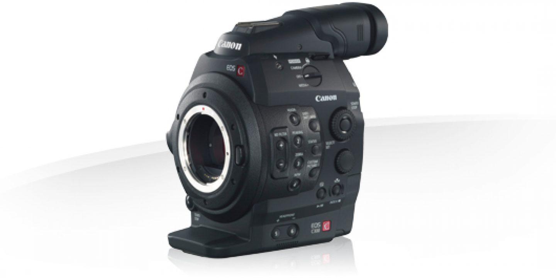 noleggio mdp canon eos C300 Milano, roma, puglia italia camera service group
