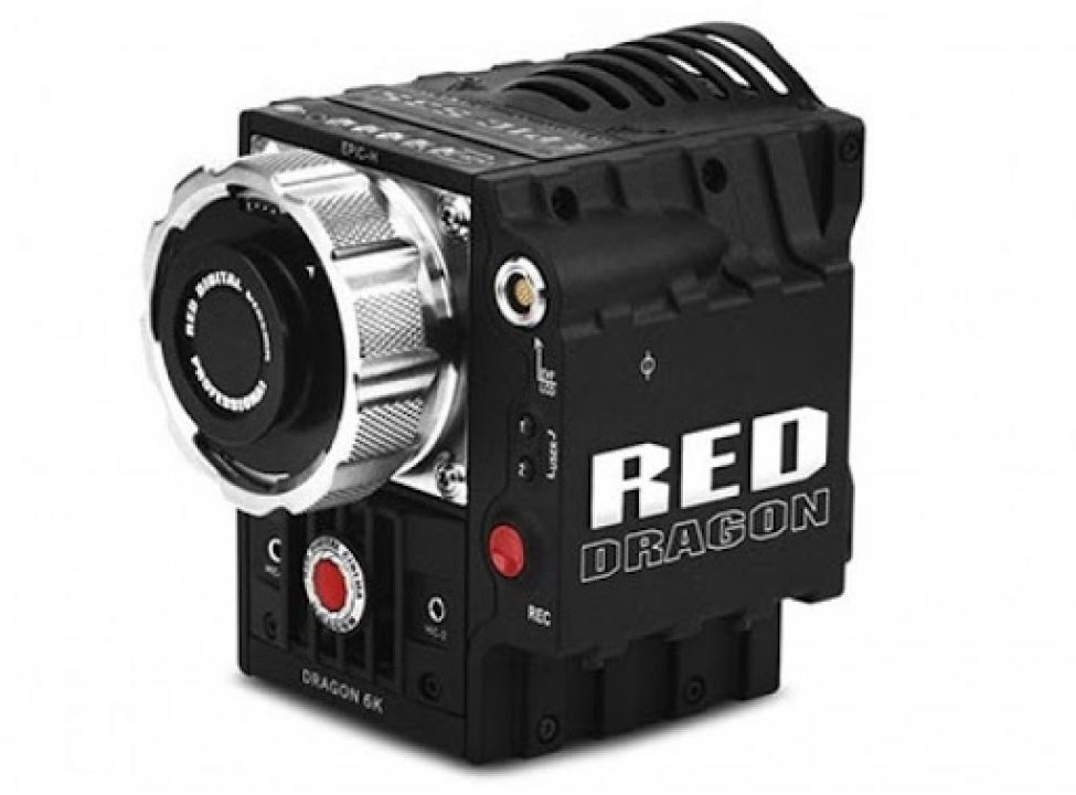 noleggio red epic dragon 6k camera service group