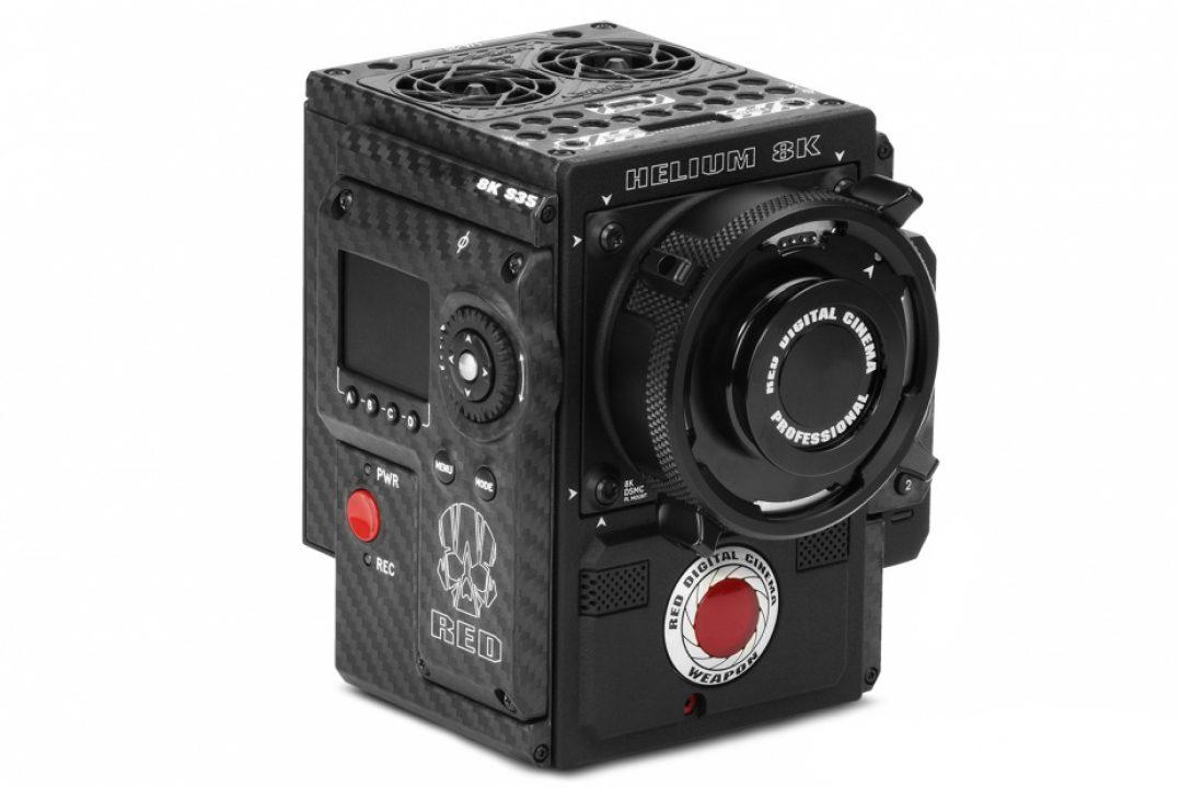 noleggio Red Weapon Helium 8k digital cinema camera